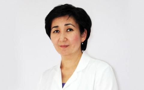 Шаумарова Гульчехра Асраровна