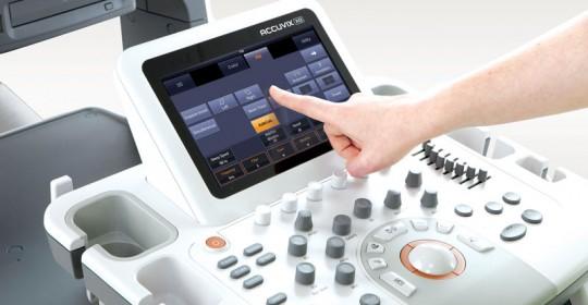 Мы приобрели новыйУЗИ сканер Samsung Medison Accuvix V20